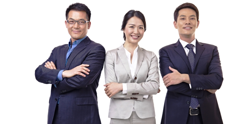 Parc Clematis Developer Sales Staffs